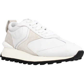 Zapatos Mujer Zapatillas bajas Voile Blanche QWARK WOMAN Blanco