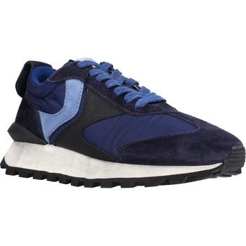Zapatos Mujer Zapatillas bajas Voile Blanche 111977 Azul
