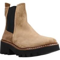 Zapatos Mujer Botines Argenta 7047D Marron