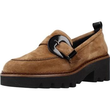 Zapatos Mujer Mocasín Argenta 7075D Marron