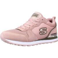 Zapatos Mujer Zapatillas bajas Skechers OG 85 STEP N FLY Rosa