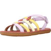 Zapatos Niña Sandalias Camper MIKOS Multicolor