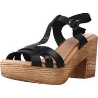 Zapatos Mujer Sandalias Chardi 4012CH Negro