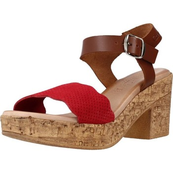 Zapatos Mujer Sandalias Chardi 4021CH Rojo