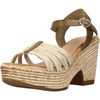 Zapatos Mujer Sandalias Chardi 4031CH Verde