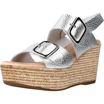 Zapatos Mujer Sandalias Chardi 4040CH Plata