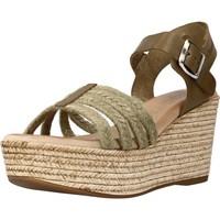 Zapatos Mujer Sandalias Chardi 4041CH Verde