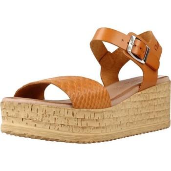 Zapatos Mujer Sandalias Chardi 4060CH Naranja