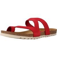 Zapatos Mujer Zuecos (Mules) Chardi 4170CH Rojo