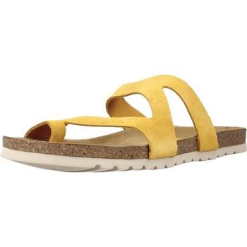 Zapatos Mujer Zuecos (Mules) Chardi 4170CH Amarillo
