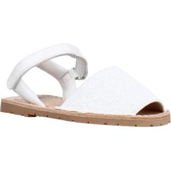 Zapatos Niña Sandalias Ria 20090 21224 Blanco