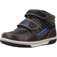 Zapatos Niño Botas Geox B FLICK B. C Azul