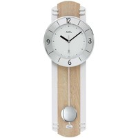 Casa Relojes Ams 5291, Quartz, White, Analogue, Modern Blanco