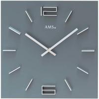 Casa Relojes Ams 9594, Quartz, Grey, Analogue, Modern Gris