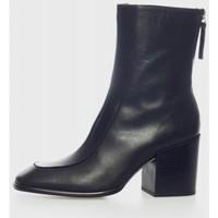 Zapatos Mujer Botines Angel Alarcon 21583 Negro