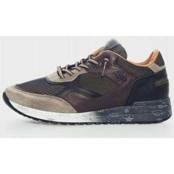 Zapatos Hombre Zapatillas bajas Cetti 1276 Marrón