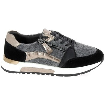Zapatos Zapatillas bajas Jana Sneaker 23710 Noir Negro
