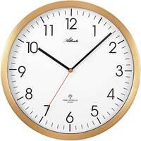 Relojes & Joyas Relojes analógicos Atlanta 4382/9, Quartz, White, Analogue, Modern Blanco