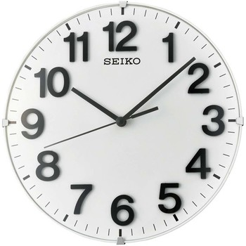Casa Relojes Seiko QXA656W, Quartz, White, Analogue, Modern Blanco