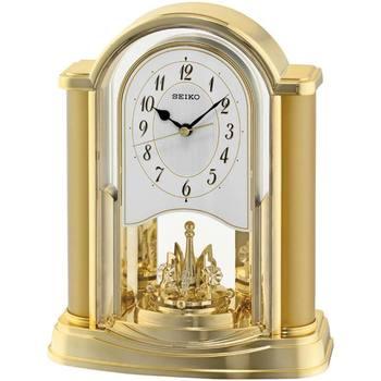 Casa Relojes Seiko QXN228G, Quartz, White, Analogue, Classic Blanco