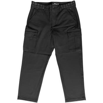 textil Mujer Pantalones chinos Freeman T.Porter CHRISTIA POLYNEO Negro