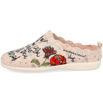Zapatos Mujer Pantuflas Vivant IL-C-212725 BEIG