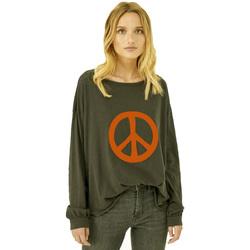 textil Mujer Camisetas manga larga Five CAMISETA TSH2119  MUJER