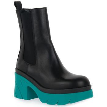 Zapatos Mujer Botines Priv Lab MARINO BEATLES Blu
