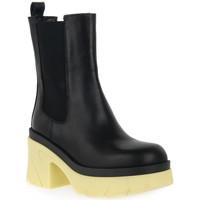 Zapatos Mujer Botines Priv Lab GIALLO BEATLES Giallo