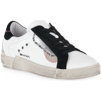 Zapatos Mujer Zapatillas bajas At Go GO 4114 GALAXY Bianco