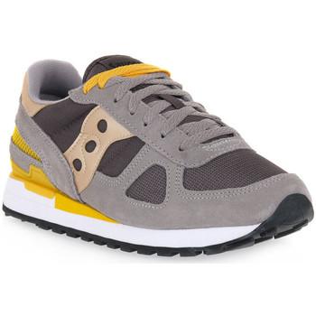 Zapatos Hombre Zapatillas bajas Saucony SHADOW ORIGINAL Grigio