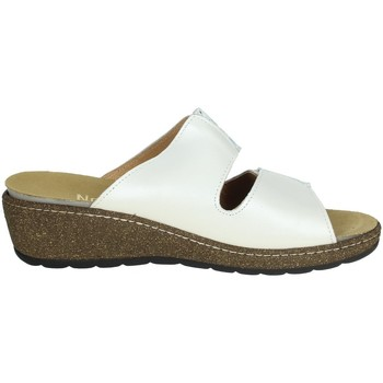 Zapatos Mujer Zuecos (Mules) Novaflex FORINO Blanco