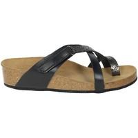 Zapatos Mujer Chanclas Novaflex BREGANO Negro