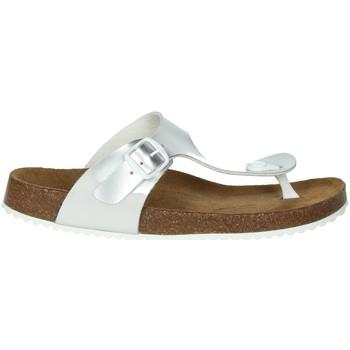 Zapatos Mujer Chanclas Novaflex BOVEZZO Plata