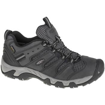 Zapatos Hombre Senderismo Keen Koven WP Noir