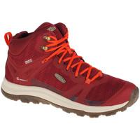 Zapatos Mujer Senderismo Keen Terradora II Wp Rouge