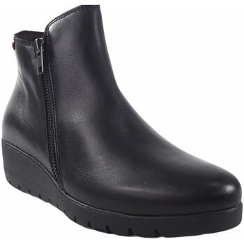 Zapatos Mujer Botines Pepe Menargues Botín señora  20260 negro Negro
