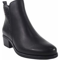 Zapatos Mujer Botines Pepe Menargues Botín señora  20401 negro Negro