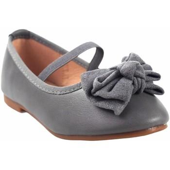 Zapatos Niña Bailarinas-manoletinas Bubble Bobble Zapato niña  a2702 gris Gris