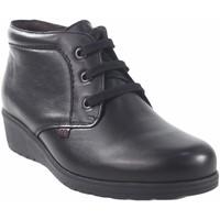 Zapatos Mujer Multideporte Pepe Menargues Botín señora  9004 negro Negro