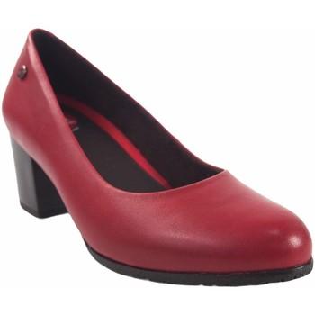 Zapatos Mujer Zapatos de tacón Pepe Menargues Zapato señora  20480 rojo Rojo