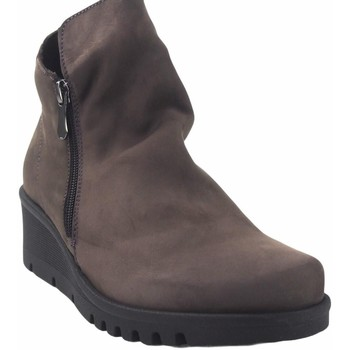 Zapatos Mujer Botas de caña baja Pepe Menargues Botín señora  20822 gris Gris