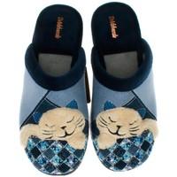 Zapatos Mujer Pantuflas DeValverde -1126 534