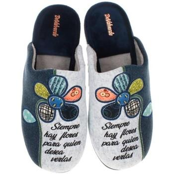 Zapatos Mujer Pantuflas DeValverde -1120 534