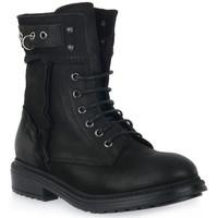 Zapatos Mujer Botas de caña baja Priv Lab A24 NABOUCK NERO Nero