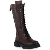 Zapatos Mujer Botas urbanas Priv Lab A61 VIT MORO Marrone