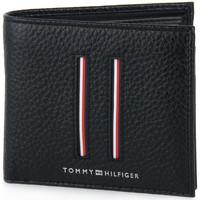Bolsos Hombre Cartera Tommy Hilfiger BDS FLAP AND COIN Nero