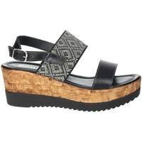 Zapatos Mujer Sandalias Novaflex FRESONARA Negro