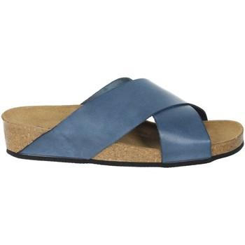 Zapatos Mujer Zuecos (Mules) Novaflex BREIA Azul