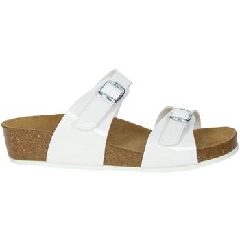 Zapatos Mujer Zuecos (Mules) Novaflex BRANDIZZO Blanco